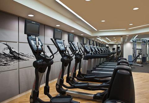 Renaissance Barcelona Hotel - Fitness Centre