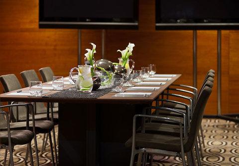 Renaissance Barcelona Hotel - Meeting Room   Boardroom Setup