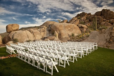 Boulders Resort & Golden Door Spa - Promise Rock