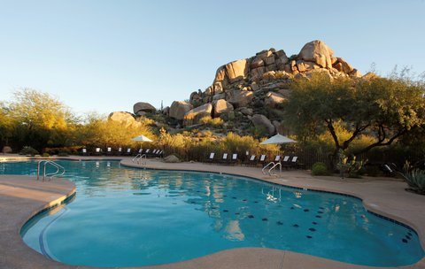 Boulders Resort & Golden Door Spa - Spa Pool