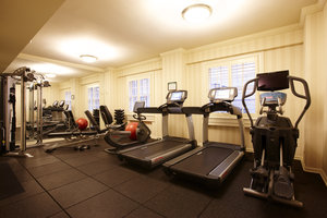 Fitness/ Exercise Room - Hay-Adams Hotel DC