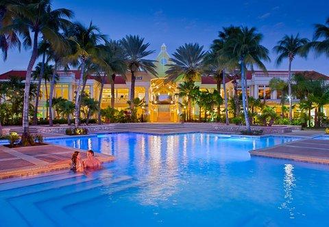 Curacao Marriott Beach Resort & Emerald Casino - Exterior