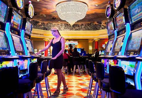 Curacao Marriott Beach Resort & Emerald Casino - Emerald Casino