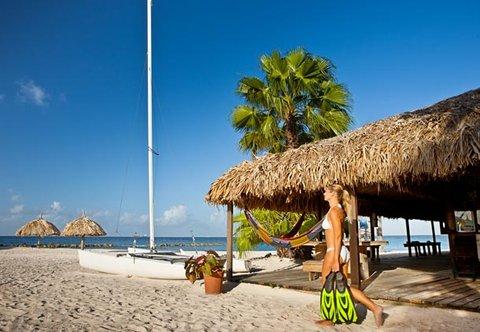 Curacao Marriott Beach Resort & Emerald Casino - Scuba   Snorkel Shop