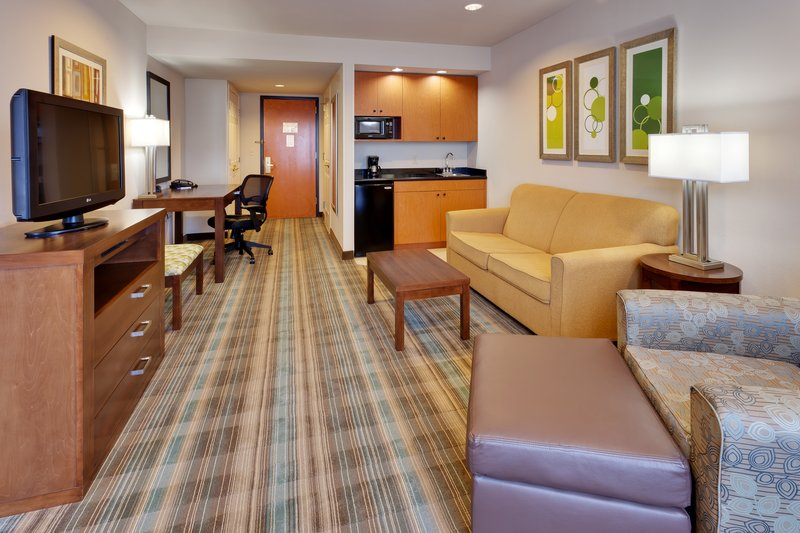 Holiday Inn Express Hotel & Suites San Francisco-Airport North Suite