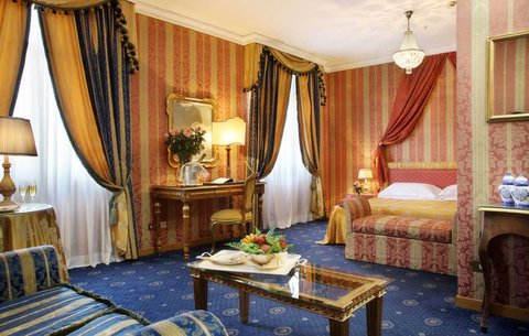 Hotel Bernini Bristol - Small Luxury Hotels of The World - Junior Suite