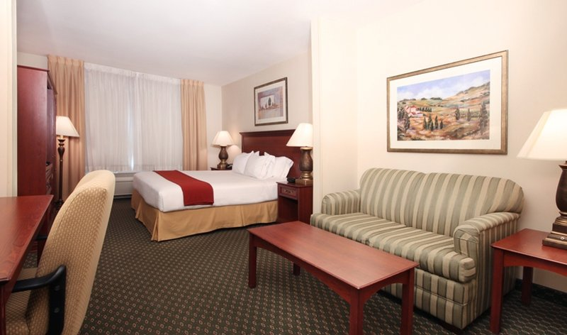 Holiday Inn Express Las Vegas Люкс