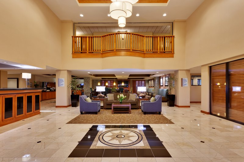 Holiday Inn Express Hotel & Suites San Francisco-Airport North Lobby