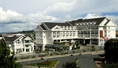 Sammy Hotel Dalat - Hinh Tong The