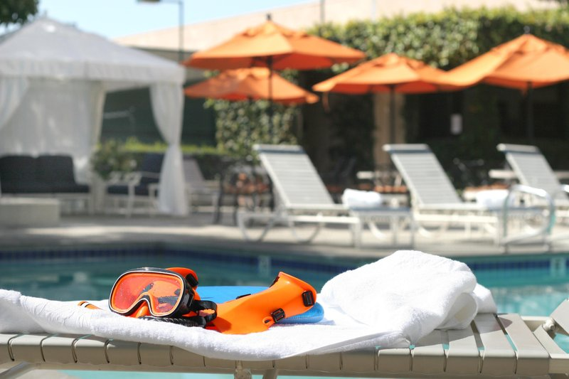 DoubleTree by Hilton Hotel Anaheim - Orange County - Orange, CA