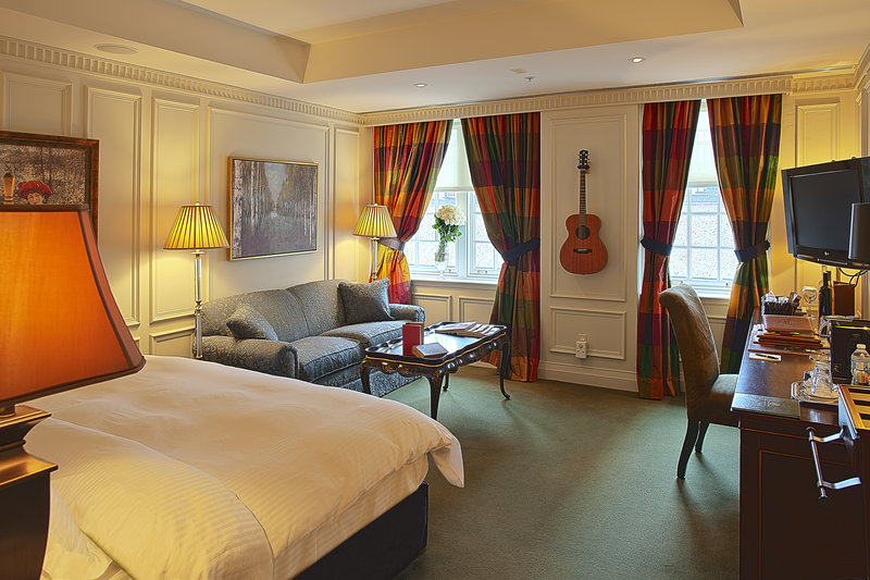 Hotel Windsor Arms 客房视图