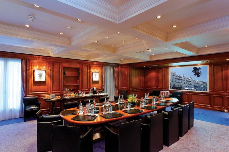 Hotel De Paris Конференц-зал