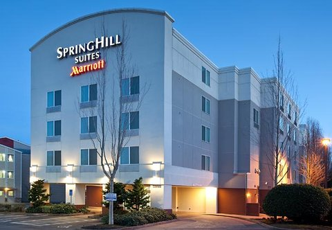SpringHill Suites by Marriott Portland Airport - Exterior