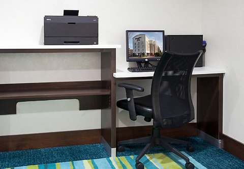 SpringHill Suites by Marriott Portland Airport - Business Library