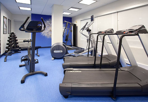 SpringHill Suites by Marriott Portland Airport - Fitness Center