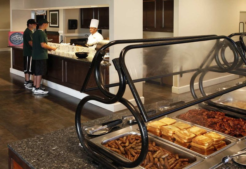 Embassy Suites Deerfield Beach - Resort & Spa Gastronomie