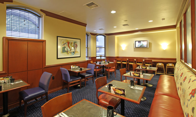 Courtyard by Marriott Boston Copley Square Restaurang