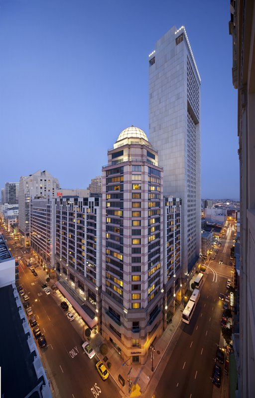 Hilton San Francisco Exterior view