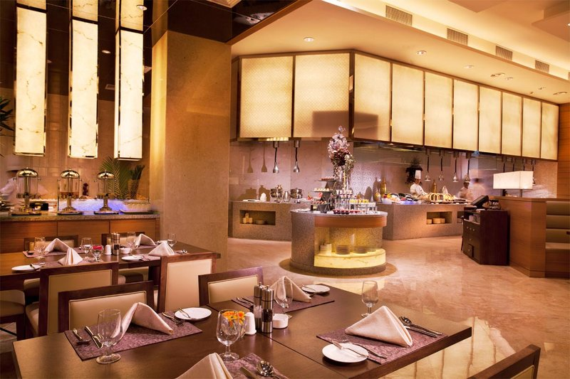 Holiday Inn Shaoxing 餐饮设施