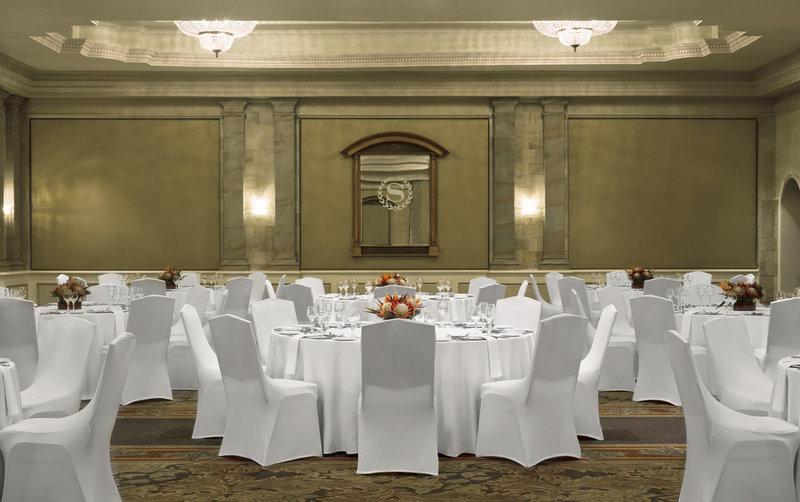 Sheraton Pretoria Hotel Sala de conferencias