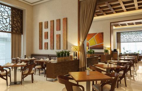 Four Points by Sheraton Sheikh Zayed Road, Dubai - Eatery Restaurant