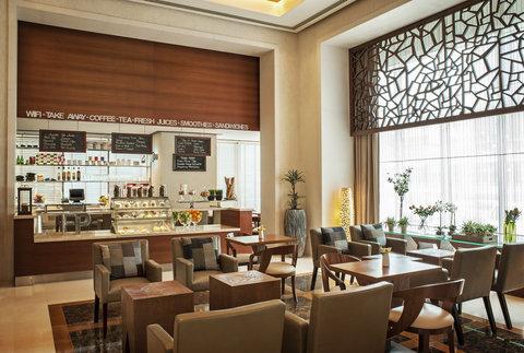 Four Points by Sheraton Sheikh Zayed Road, Dubai - Family Room Lobby Lounge
