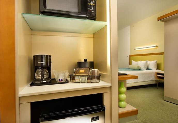 SpringHill Suites San Antonio Northwest/Medical Center Pokoj