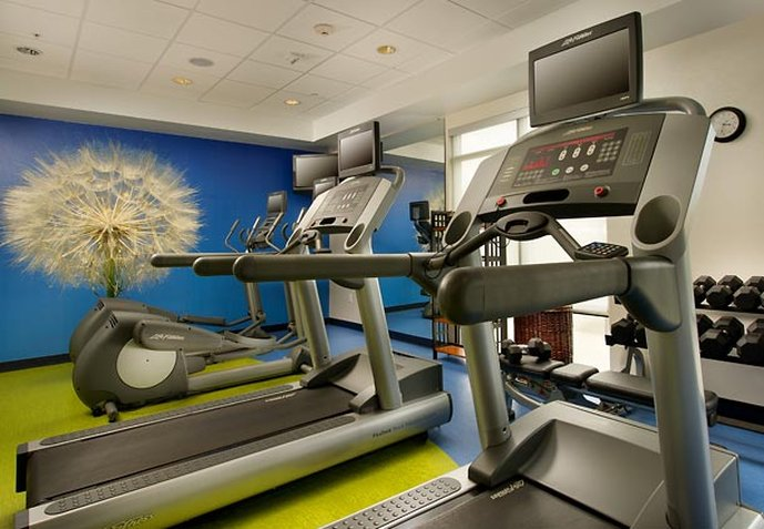 SpringHill Suites San Antonio Northwest/Medical Center Fitness Club