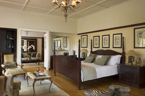 Camps Bay Retreat & Spa Hotel - Guest Room