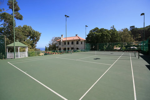 Camps Bay Retreat & Spa Hotel - Health And Fitness Tennis Court