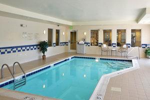 Pool - Fairfield Inn & Suites by Marriott Northwest Richmond