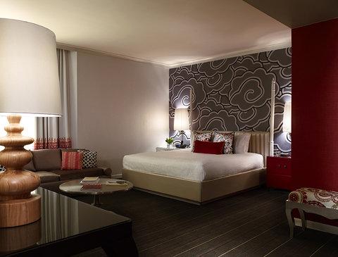 Monaco Seattle A Kimpton Hotel - Mediterranean King Room
