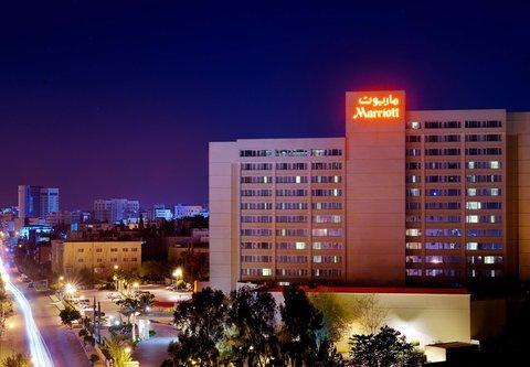 فندق ماريوت عمان - Exterior