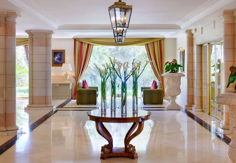 فندق ماريوت عمان - Entrance