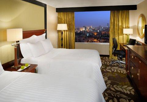 فندق ماريوت عمان - Double Double Guest Room