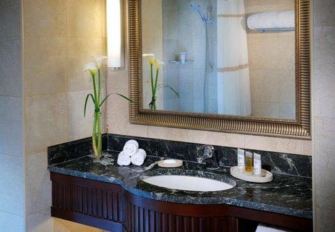 فندق ماريوت عمان - Guest Bathroom