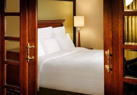 فندق ماريوت عمان - Executive Suite Bedroom