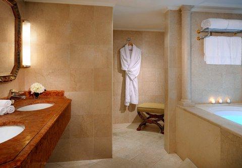 فندق ماريوت عمان - Royal Suite Bathroom