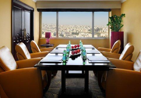 فندق ماريوت عمان - Executive Lounge Meeting Room