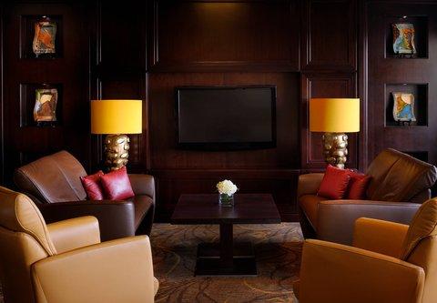 فندق ماريوت عمان - Executive Lounge Sitting Area