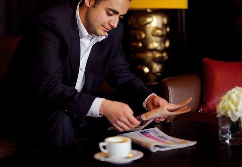 فندق ماريوت عمان - Executive Lounge