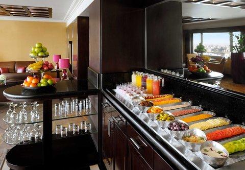 فندق ماريوت عمان - Executive Lounge Buffet