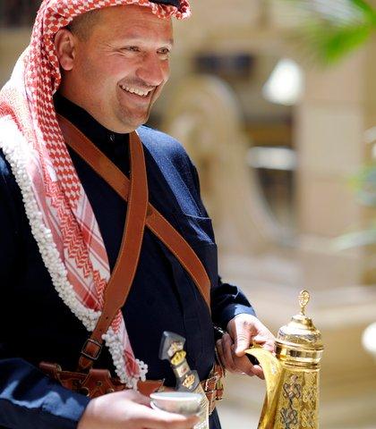فندق ماريوت عمان - Jordanian Hospitality