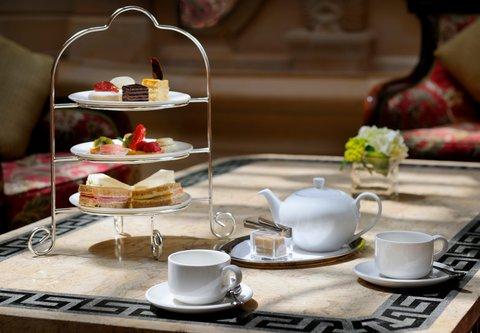 فندق ماريوت عمان - Piano Lounge High Tea