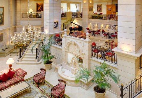فندق ماريوت عمان - Piano Lounge