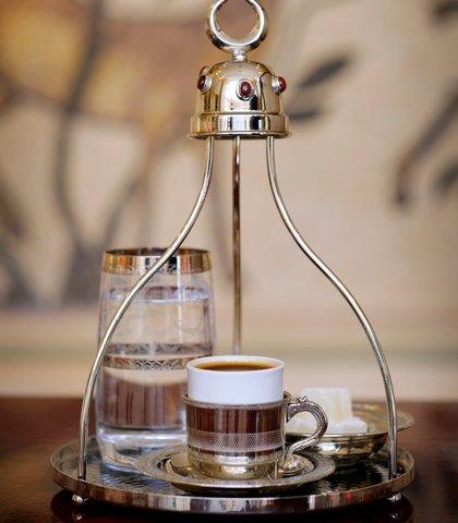 فندق ماريوت عمان - Piano Lounge Turkish Coffee