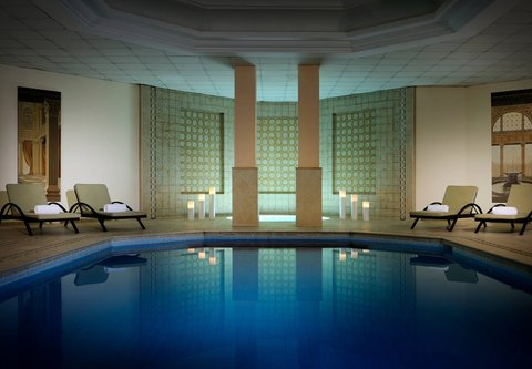فندق ماريوت عمان - Indoor Pool