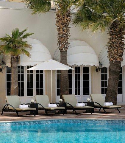 فندق ماريوت عمان - Outdoor Pool