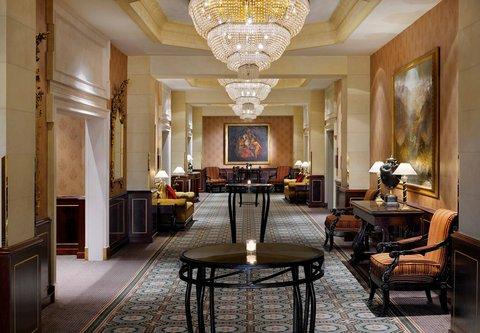فندق ماريوت عمان - Meeting Rooms Foyer