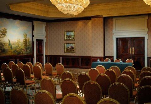 فندق ماريوت عمان - Meeting Room - Theater Style